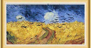 Vincent van Gogh hayatı ve eserleri