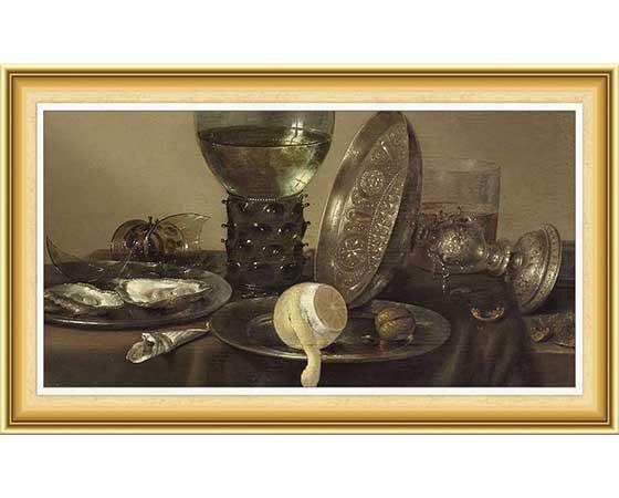 Willem Claesz Heda Hayatı ve Eserleri