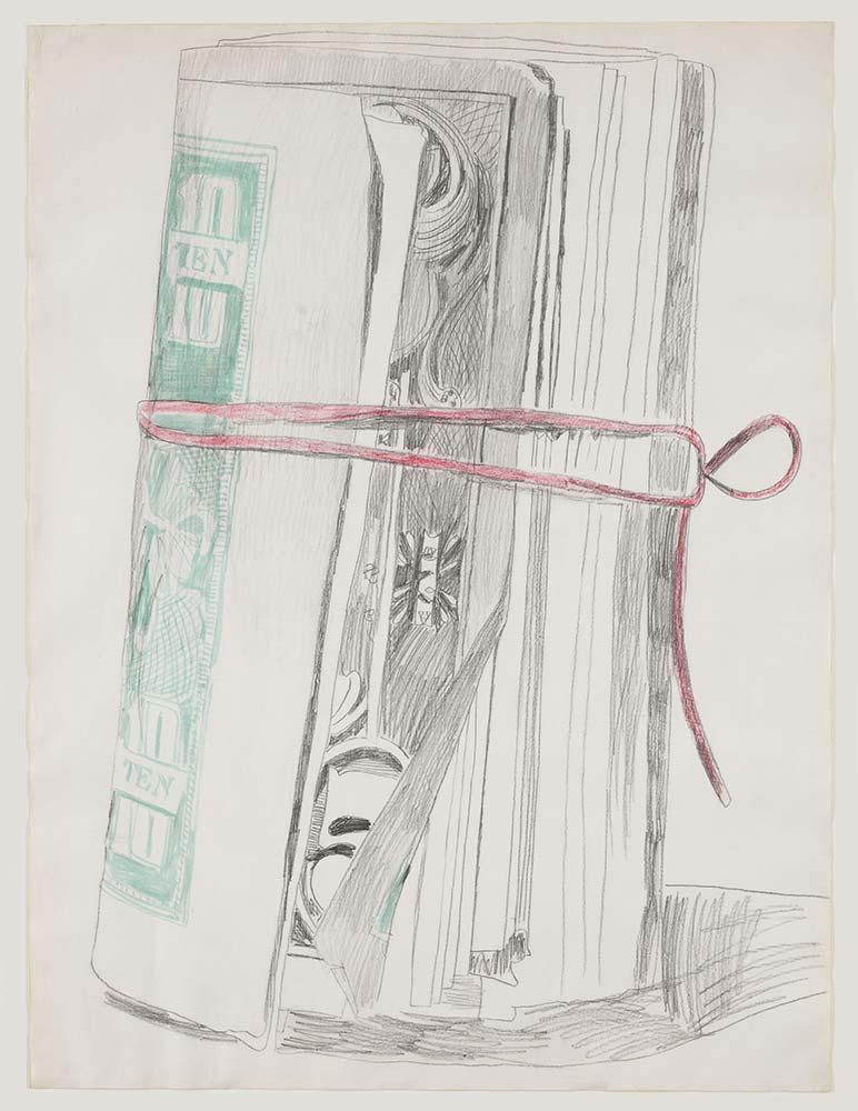 Andy Warhol Tahvil Rulosu