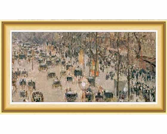 Camille Pissarro hayatı ve eserleri