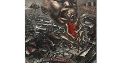 David Alfaro Siqueiros Çığlığın Yankısı