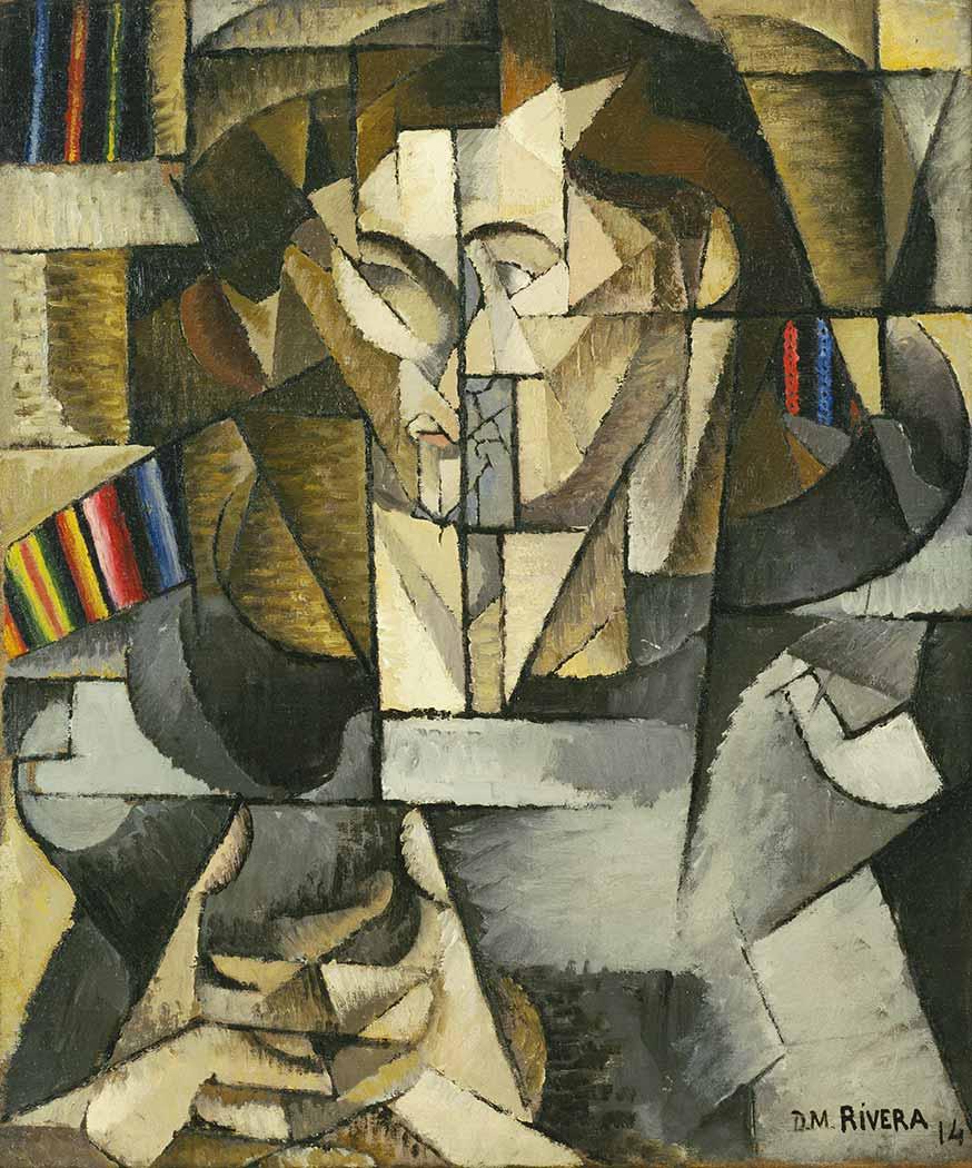 Diego Rivera Jacques Lipchitz