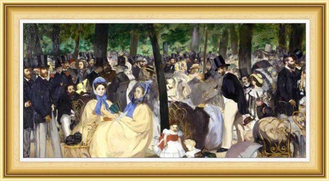 Edouard Manet hayatı ve eserleri