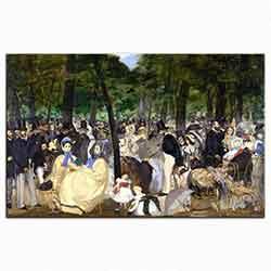 Tuilerien'de Konser