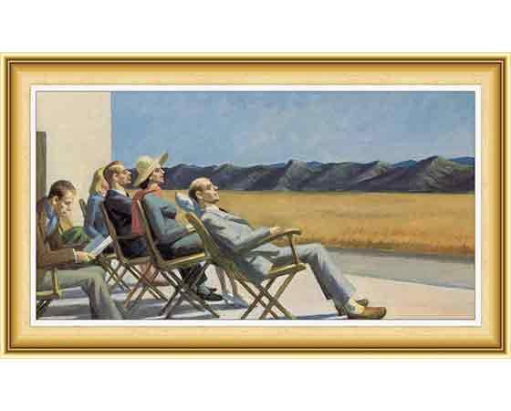 Edward Hopper hayatı ve eserleri