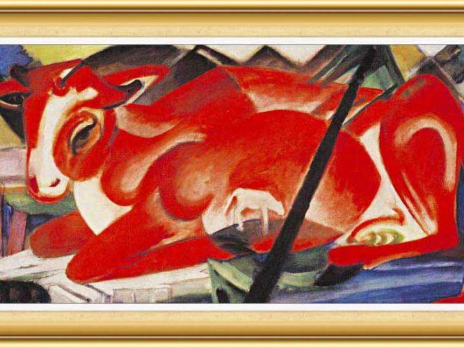 Franz Marc hayatı ve eserleri