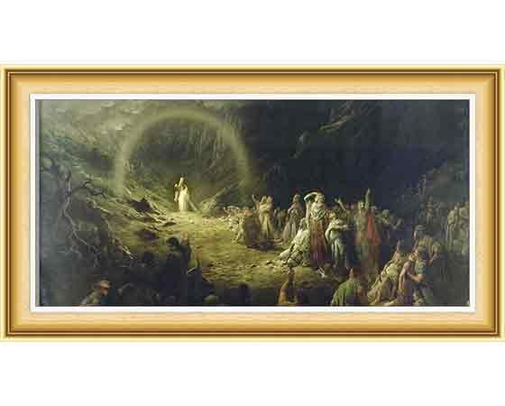 Gustave Dore hayatı ve eserleri