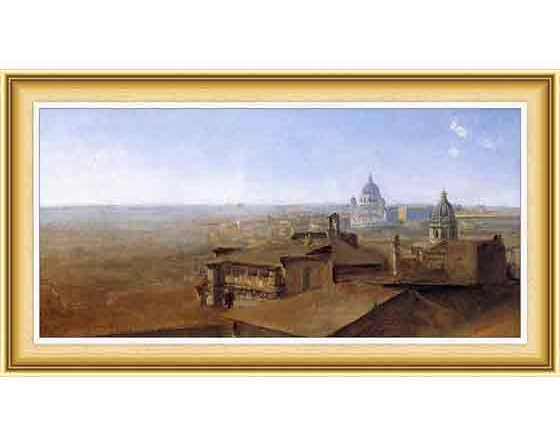 Johann Georg von Dillis hayatı ve eserleri
