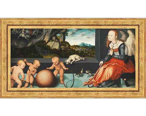 Lucas Cranach hayatı ve eserleri