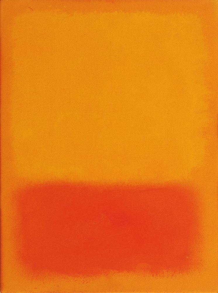 Mark Rothko isimsiz 06