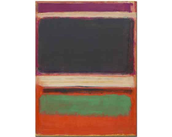 Mark Rothko No 13