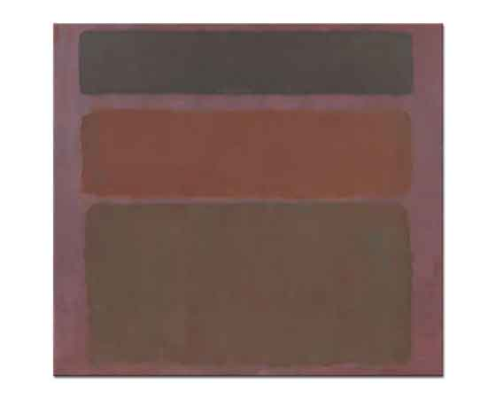 Mark Rothko No 16