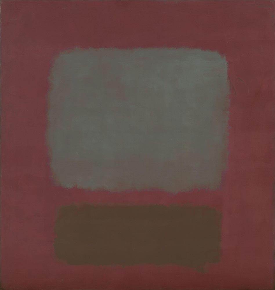 Mark Rothko No 37