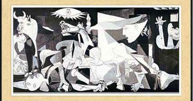 Pablo Picasso hayatı ve eserleri