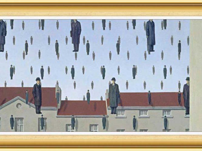 Rene Magritte hayatı ve eserleri