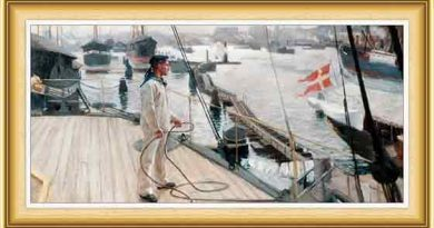 Albert Edelfelt, hayatı ve eserleri