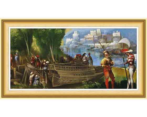 Dosso Dossi (Giovanni de Lutero) hayatı ve eserleri