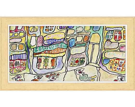 Jean Dubuffet hayatı ve eserleri