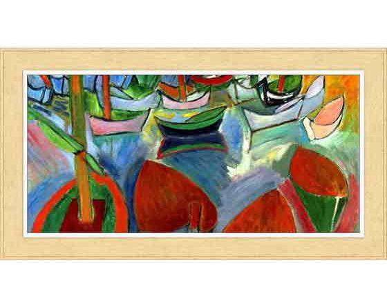 Raoul Dufy hayatı ve eserleri