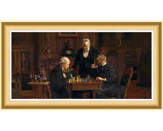 Thomas Eakins, hayatı ve eserleri