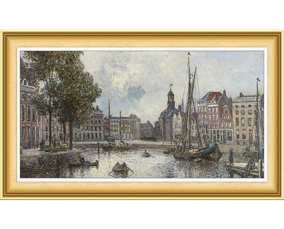 Johan Barthold Jongkind Hayatı ve Eserleri