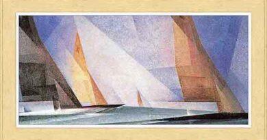 Lyonel Feininger hayatı ve eserleri