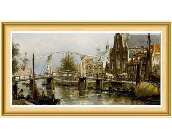 Cornelis Christiaan Dommersen hayatı ve eserleri