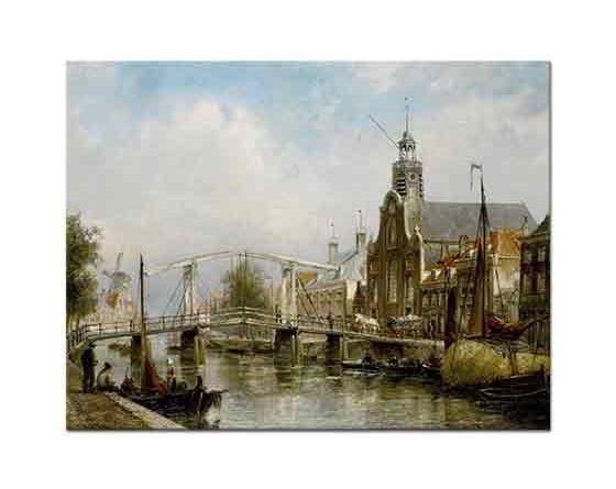 Cornelis Christiaan Dommersen Magere Köprüsü
