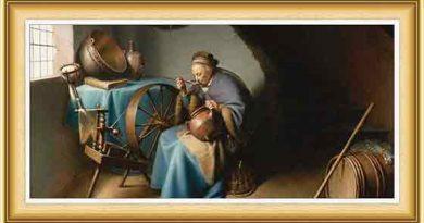 Gerrit Dou hayatı ve eserleri