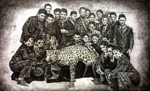Leopar ve Çocuklar