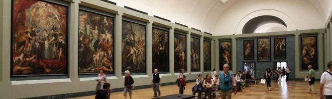 louvre müzesi eserleri