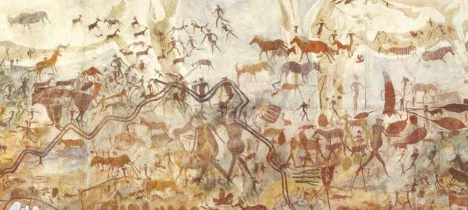 Tarih Öncesi Resim Sanatı