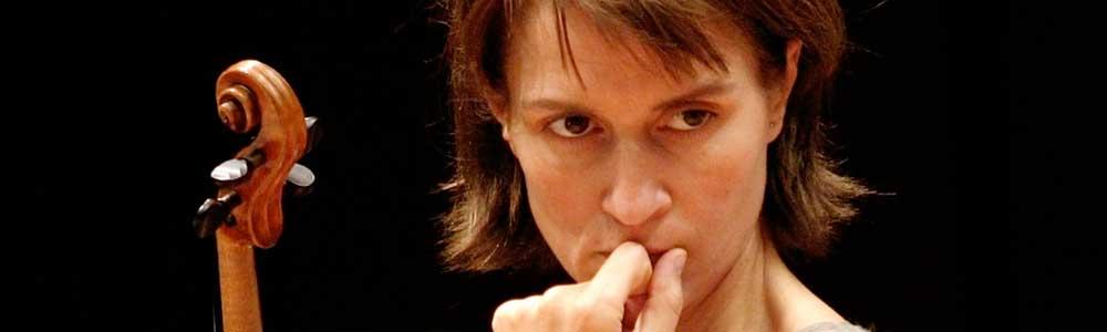 Viktoria Mullova Keman Konseri