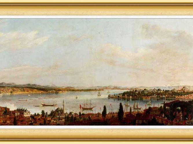 Antoine de Favray hayatı ve eserleri