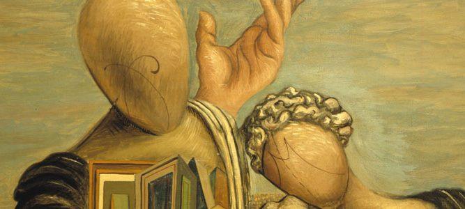 Giorgio de Chirico Eserleri ve isimleri