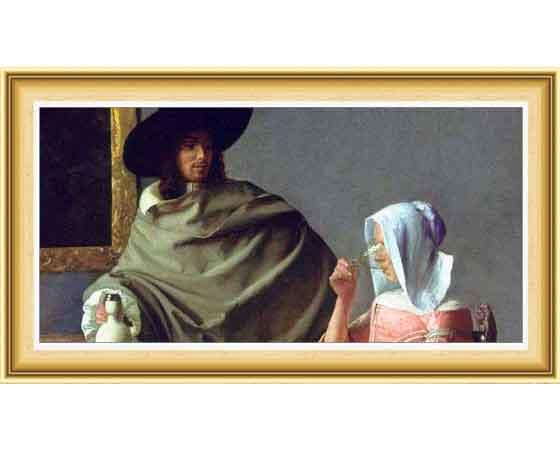 Johannes Vermeer hayatı ve eserleri