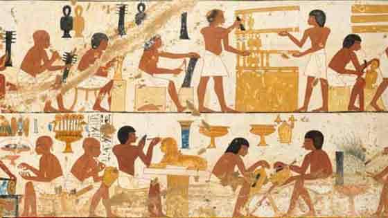 Mısır Resim Sanatı