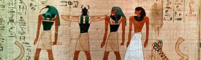 Mısır Resminde Renk
