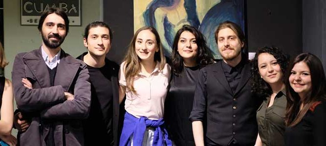 On sekiz perspektif Sanata Genç Dokunuş Sergisi
