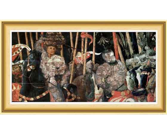 Paolo Uccello hayatı ve eserleri