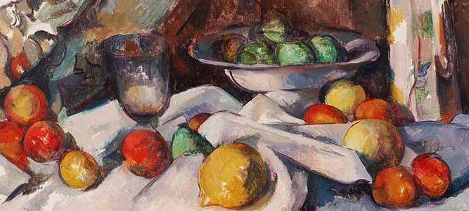 Paul Cezanne Eserleri
