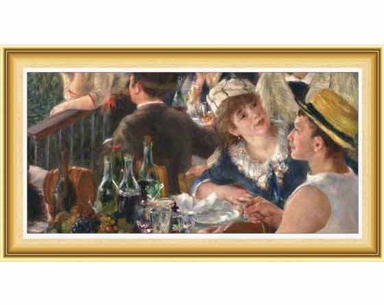 Pierre Auguste Renoir hayatı ve eserleri
