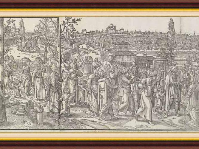 Pieter Coecke van Aelst hayatı ve eserleri