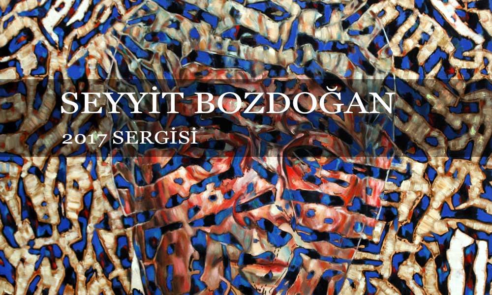 Seyyit Bozdoğan 2017 Resim Sergisi