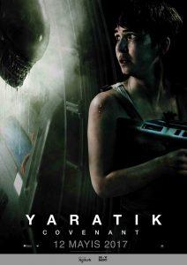 Alien Yaratık (Covenant) Filmi