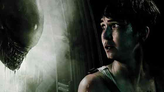 Alien - Covenant Filmi