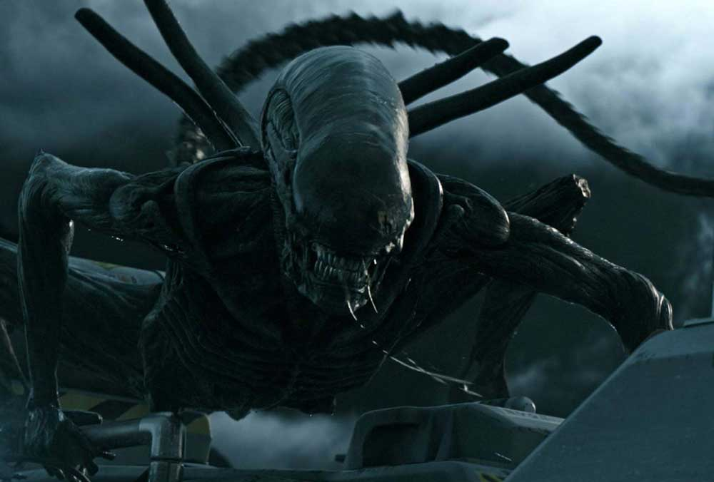 Alien - Covenant Filmi