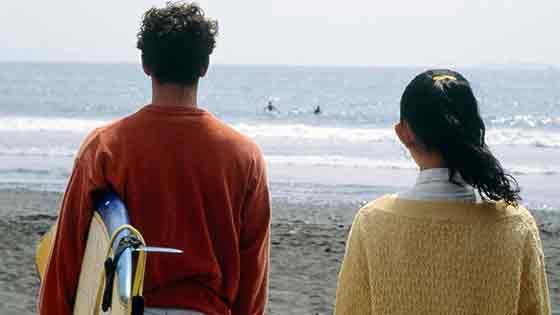 Bir Deniz Manzarası Filmi Ichiban Shizukana Umi