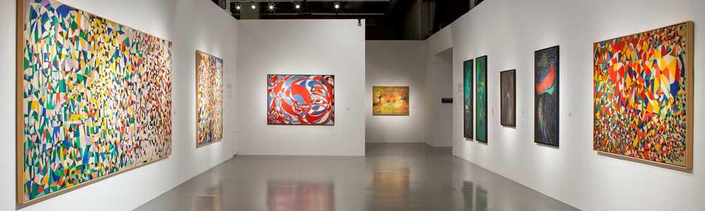 Fahrelnissa Zeid Sergisi İstanbul Modern