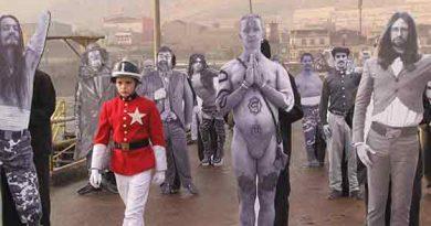 Gerçeğin Dansı La danza de la Realidad Filmi